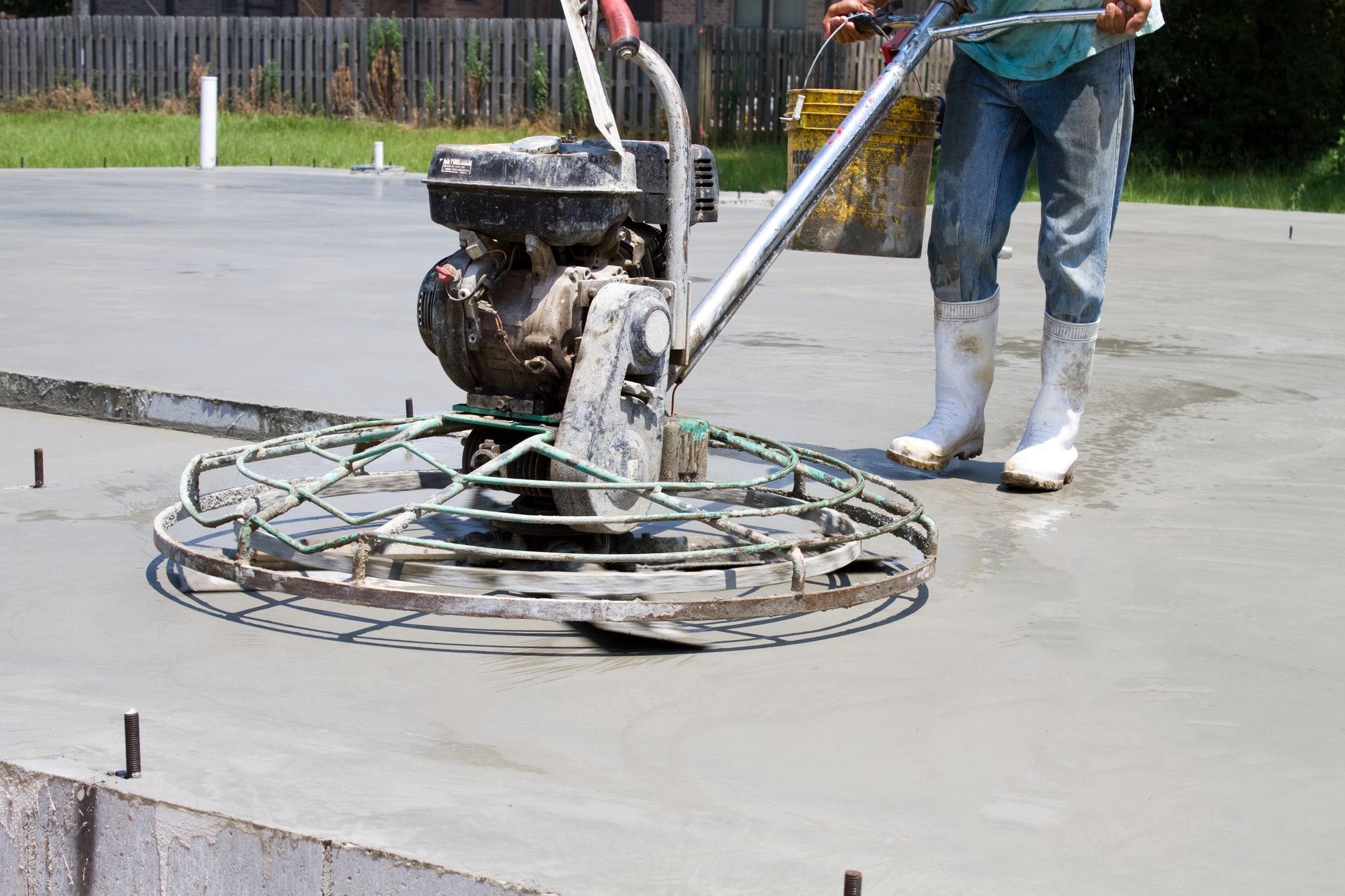 concrete driveway company